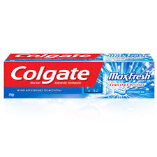 Colgate MaxFresh Cooling crystal Blue Gel