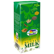 Nandini - Butter Milk 200 ml, Tetra pack