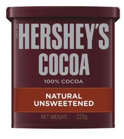 Hershey's Cocoa Powder, Natural Unsweetened [AN-FL]