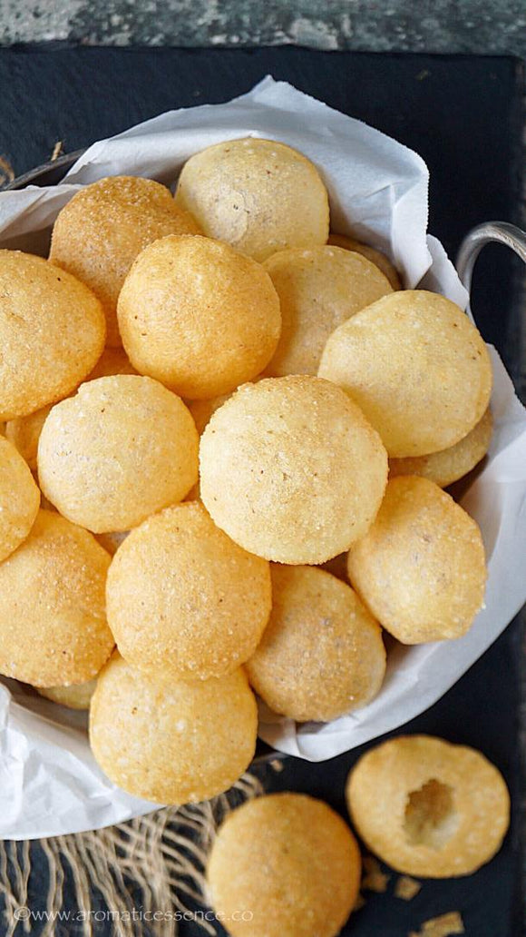 pani puri 300g(80-90 pieces)