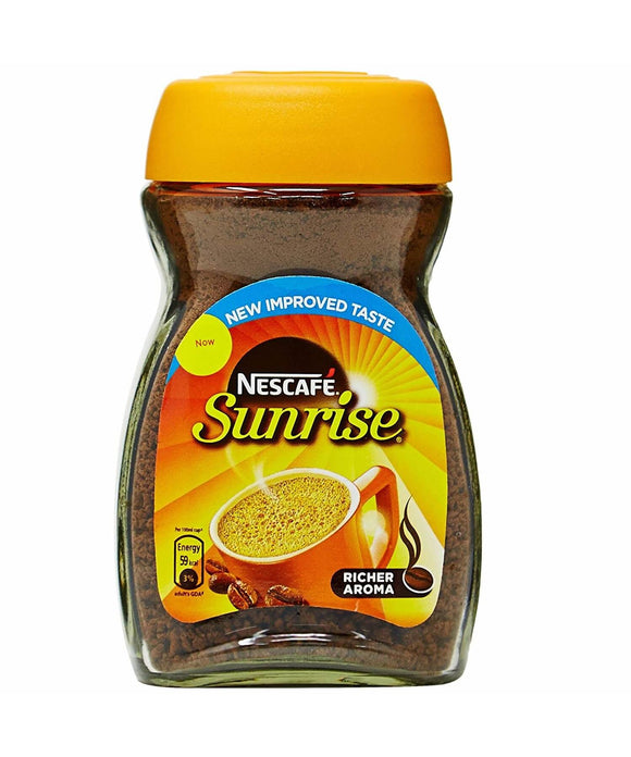 Nescafé Sunrise, Instant Coffee-Chicory Mix
