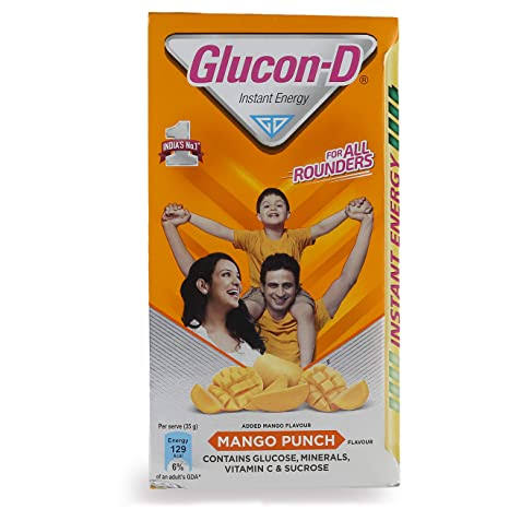 Glucon-D Mango Punch 75 g