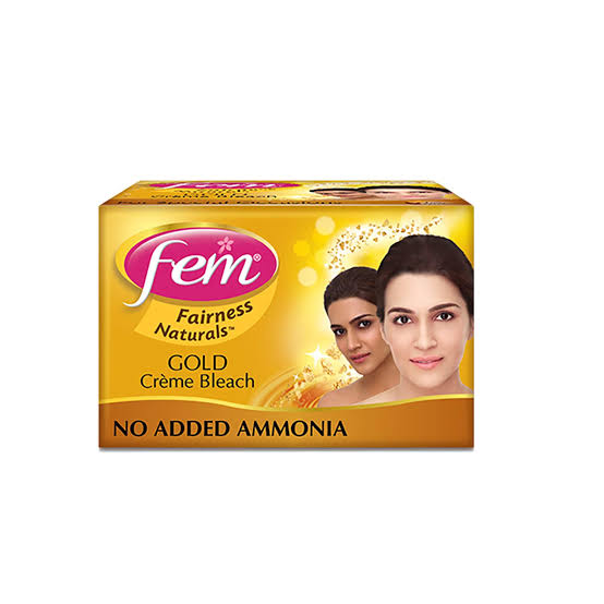 Fem Creme bleach Gold 30g box