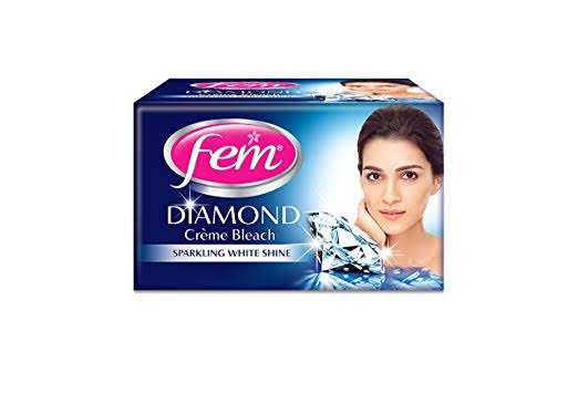Fem Diamond Creame Bleach 30g Box