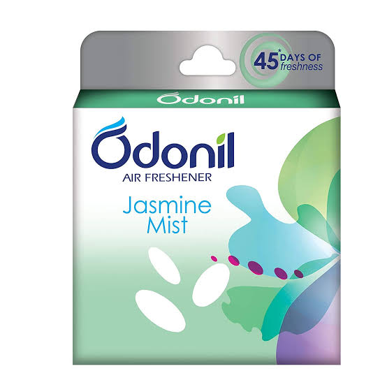 Odonil Air Freshner Jasmine  Mist 75 g Box