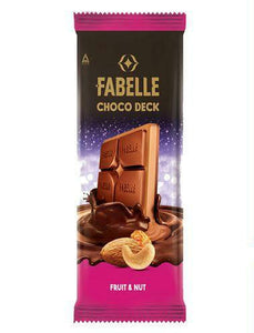 Fabelle Choco Deck Fruit & Nut 58g