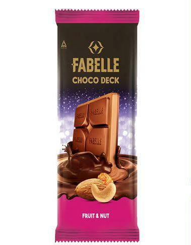 Fabelle Choco Deck  Fruit & Nut 34.5g