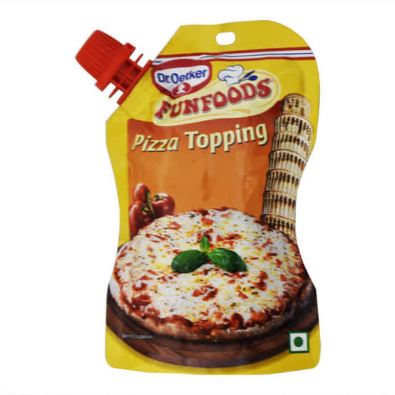 Funfoods Pozza Topping 100g