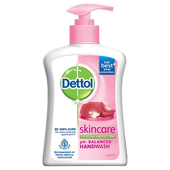 Dettol Skincare Handwash 200ml Bottle