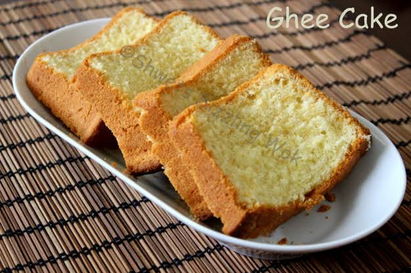 Goodfood Ghee Cake 500g