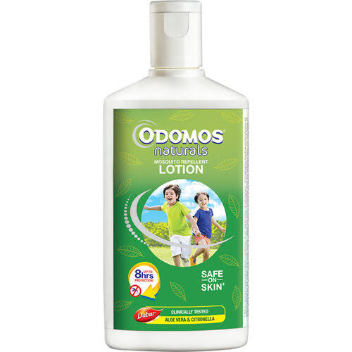 Dabur Odomos Naturals Mosquitoes Repellent Lotion 60ml