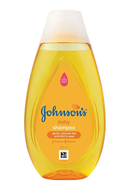 Johnson  Baby No More tears shampoo