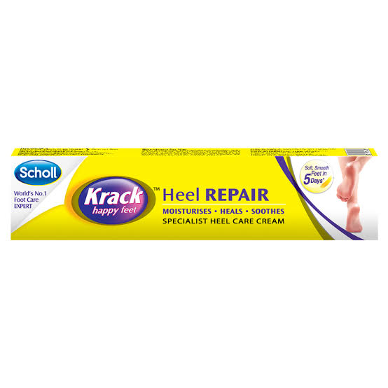 Krack Heel Repair Cream 15g