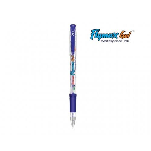 Rorito Flymax gel pen pack of 3,Blue