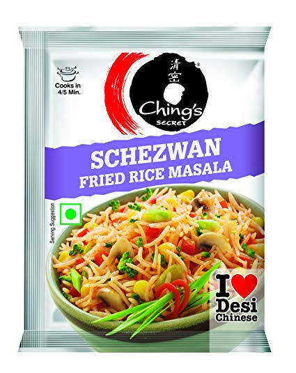 Chings'Secret Fried Rice Masala pack of 3Nos