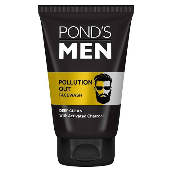 Pond's Men Pollution Out Facewash 50g