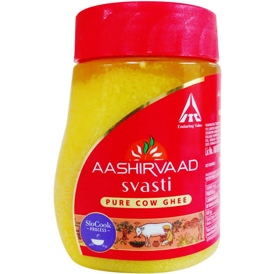 Aashirvaad Pure Cow Ghee 200ml