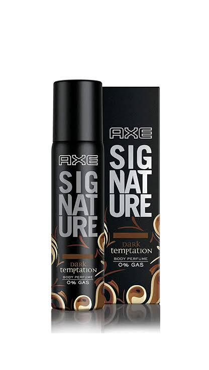 Axe Signature  Temptation Body Perfume 145ml Bottle