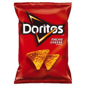 Doritos Nacho Cheese Flavour 44g