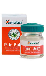 Himalaya  Pain Balm Strong 10g box