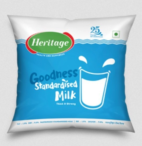 Heritage Standardised Milk 500 ML