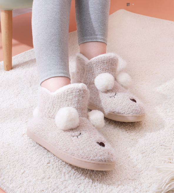 Happy Sole Classic Slippers