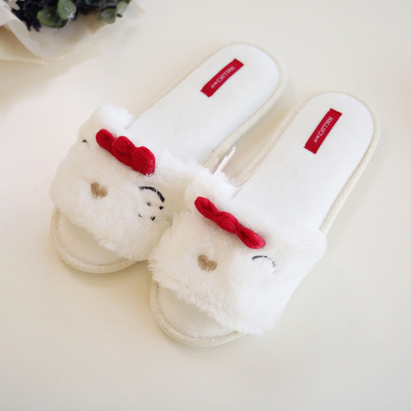 Happy Eyes Slippers