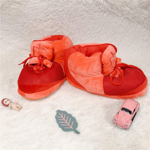 YZ Red October Slippers