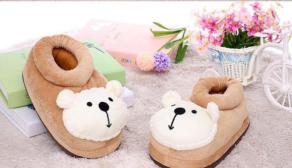 My Bear Slippers