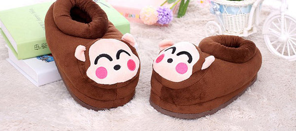 My Monkey Slippers