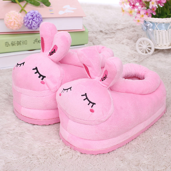Princess Lashes Slippers