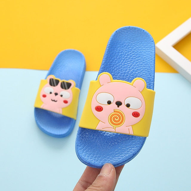 Rabbit Baby Slides