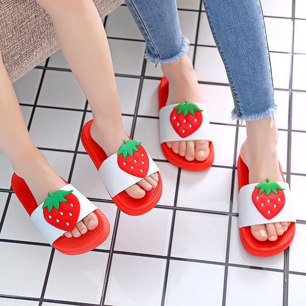 Strawberry Passion Baby Slides