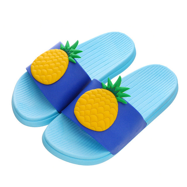 Pineapple Baby Slides
