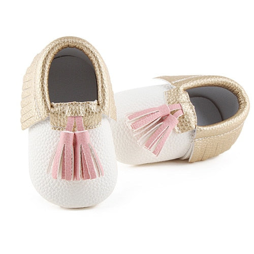 Fluffy Princess Baby Shoes