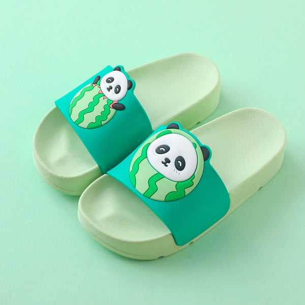 Watermelon Panda Baby Slides