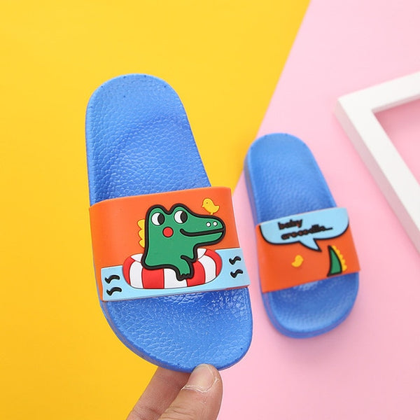 Crocodile Monster Baby Slides