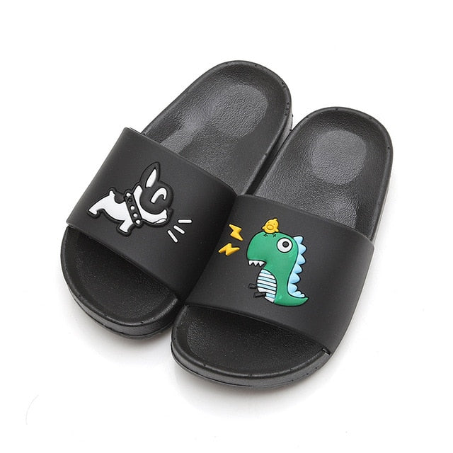 Monster Puppy Baby Slides