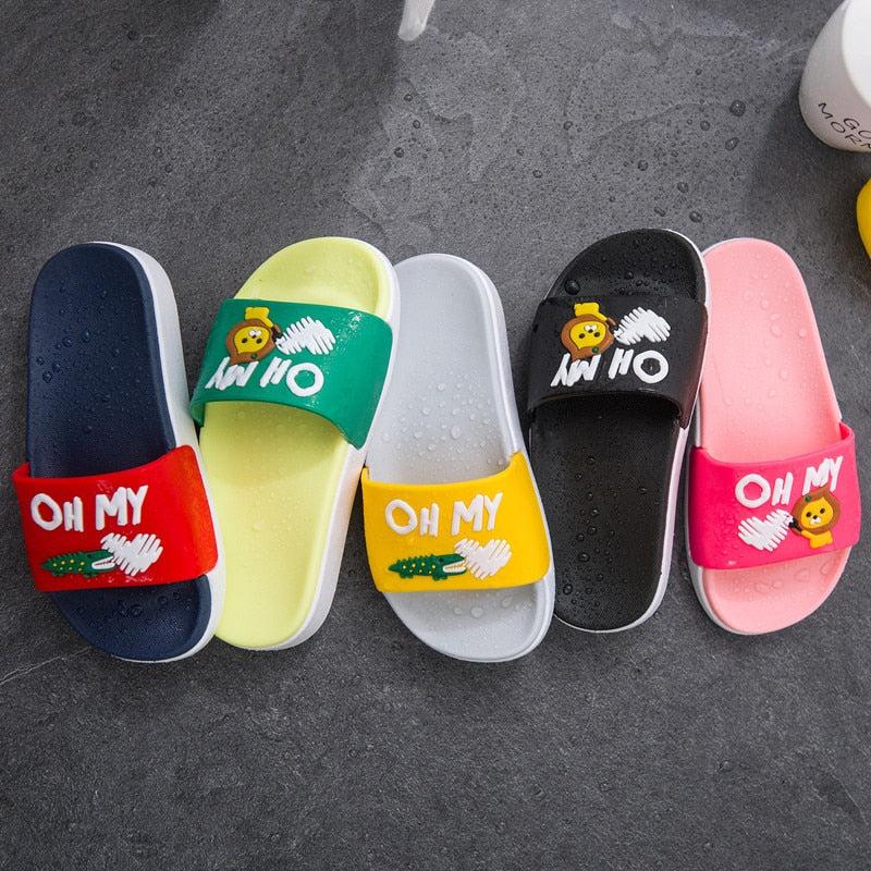 Oh My Baby Slides