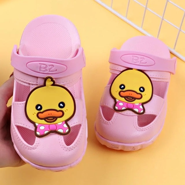Ducky Baby Slides