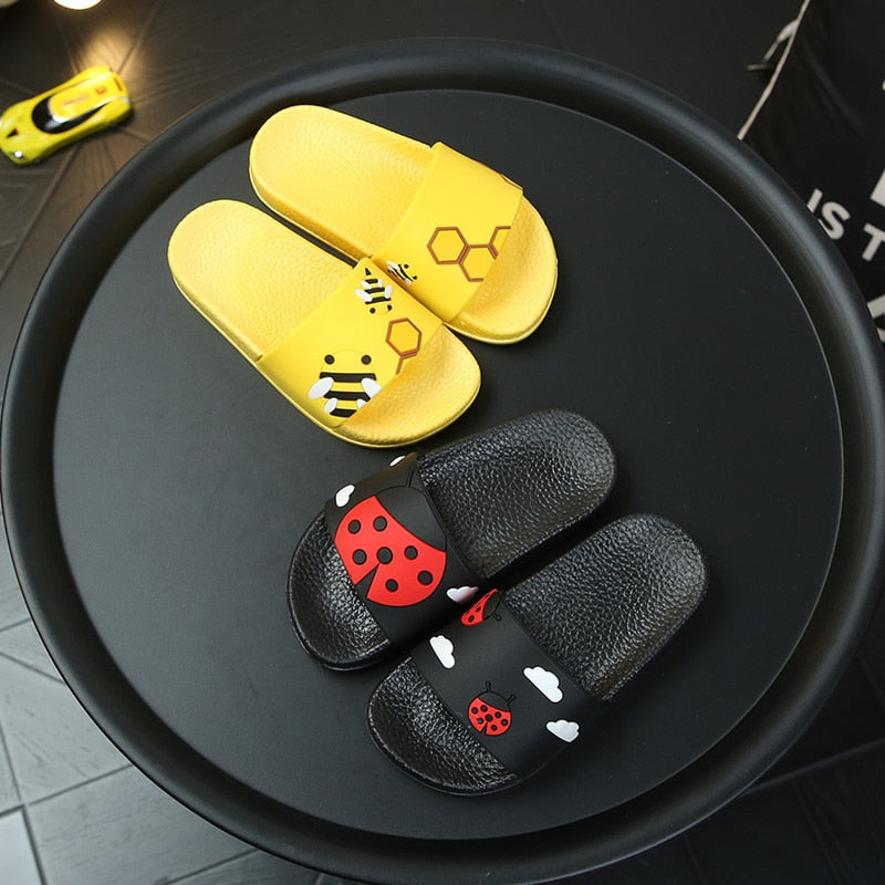 Bee Honey Baby Slides