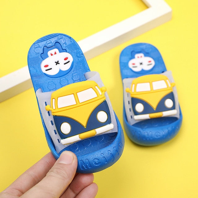 Car My Cat Baby Slides