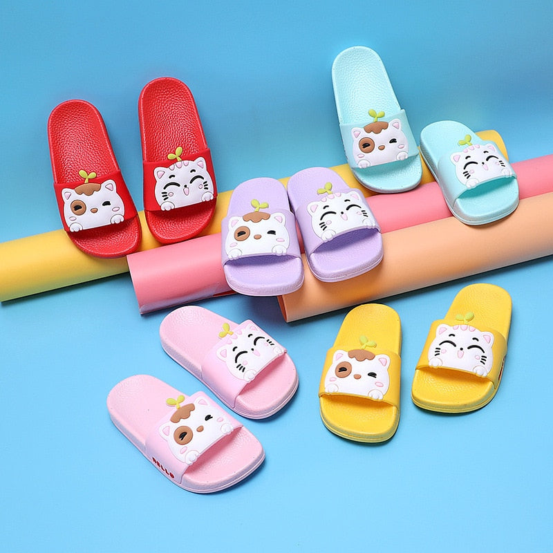 Meow Baby Slides