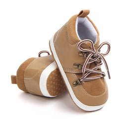 Gentleman Baby Shoes