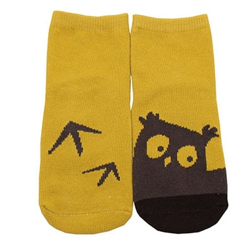 Cute Animals Anti-slip Socks