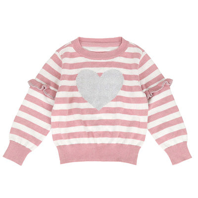 Sweat Heart Sweater