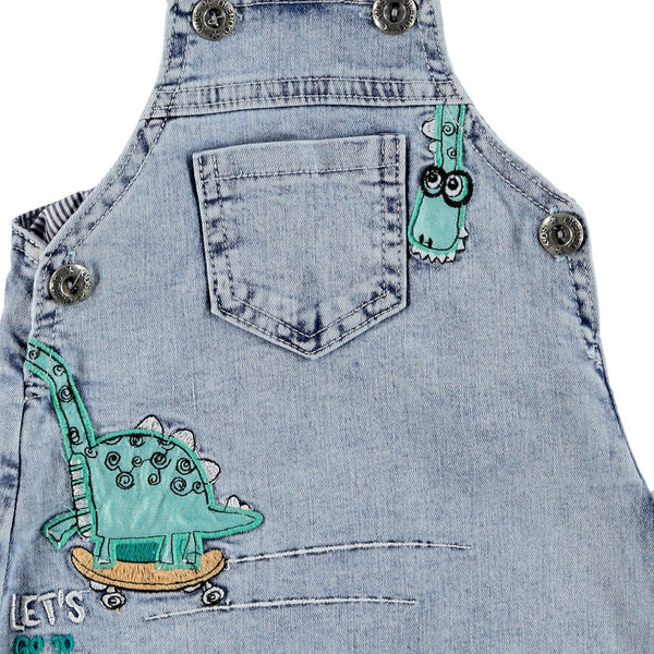 Monster Denim Jumpsuit