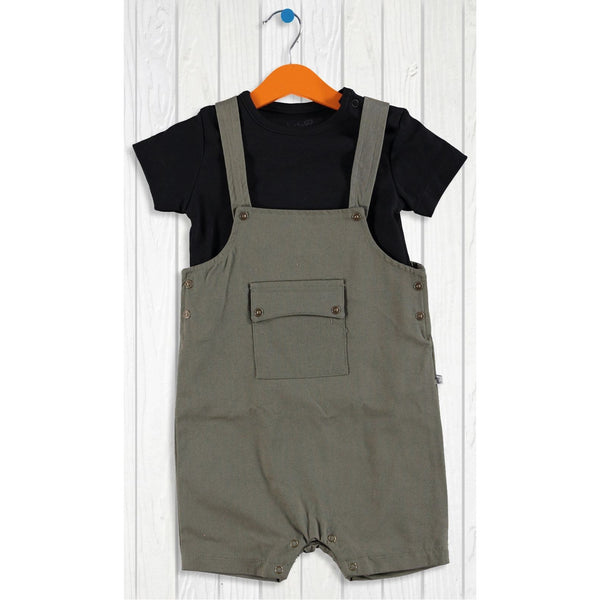 Casual Swag Baby Jumpsuit Set