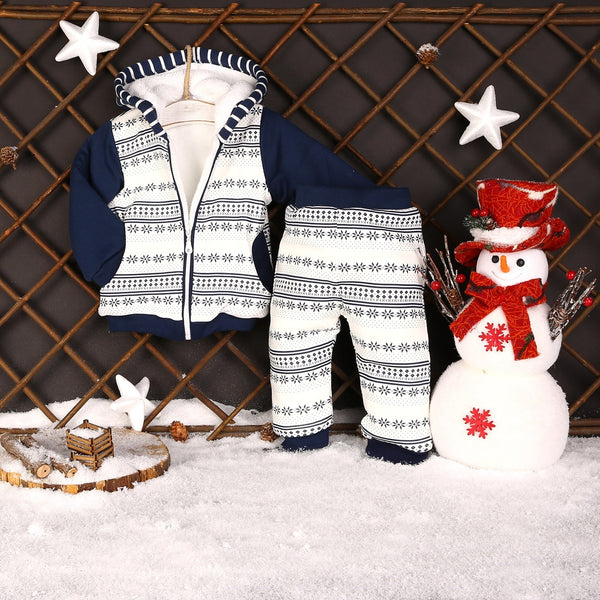Winter Comfort Sweater & Pants Set