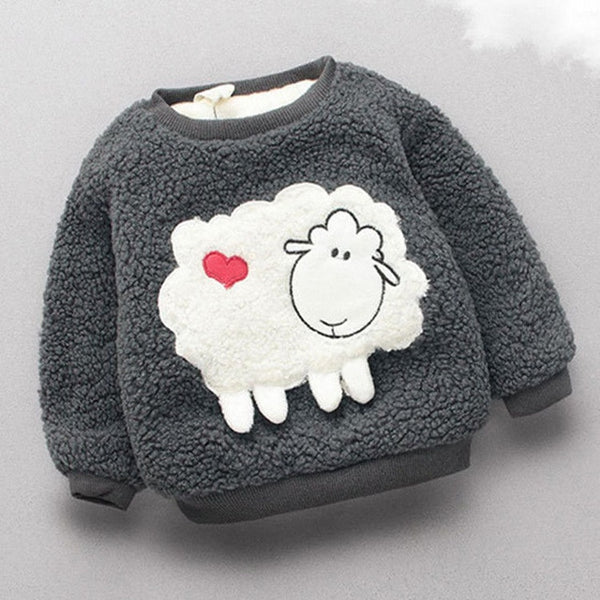 Cute Little Sheep Sweater